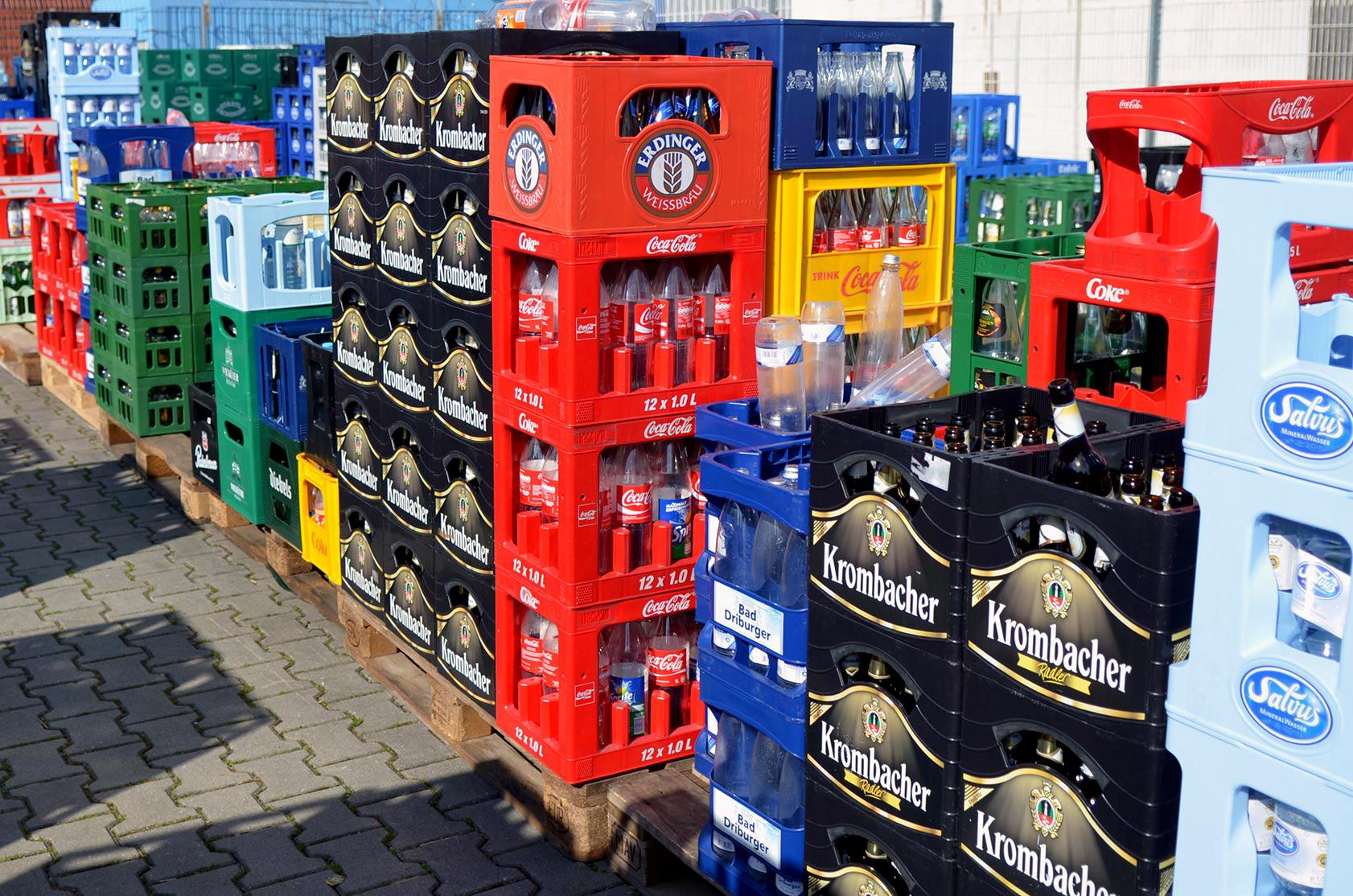 Ihr Getränkefachhändler in Nottuln und der Gemeinde Coesfeld