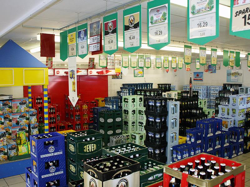 Die Quelle - Getränkemarkt in Havixbeck mit großem Sortiment